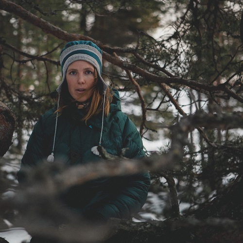 Mirja Palo. Foto: Christoffer Holmberg